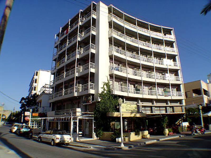 Hotel Als - Rhodos stad - Rhodos